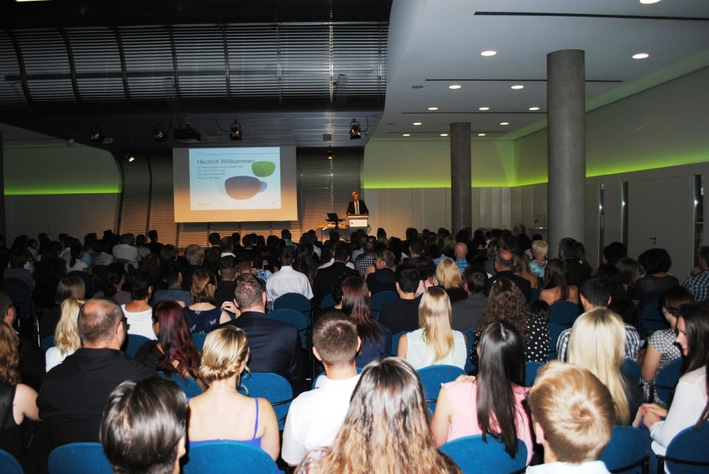 Freisprechungsfeier Leonberg 2015 Abschlussklassen