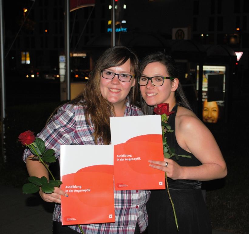 Freisprechungsfeier Leonberg 2015 Gesellenbrief