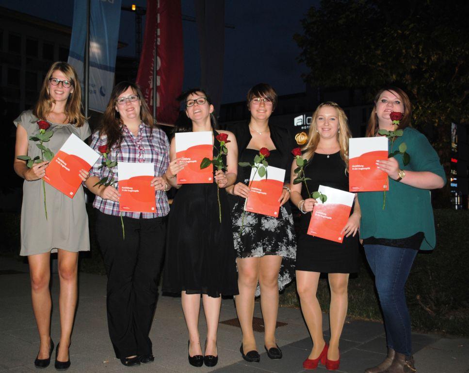 Freisprechungsfeier Leonberg 2015 Herzlichen Glückwunsch