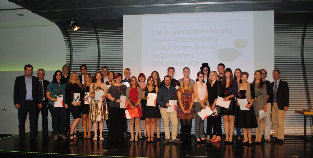 Freisprechungsfeier Leonberg 2015 Klasse 5