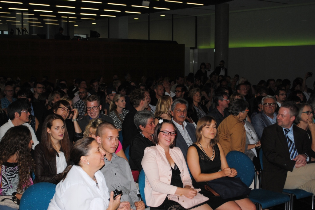 Freisprechungsfeier Leonberg 2015 Saal