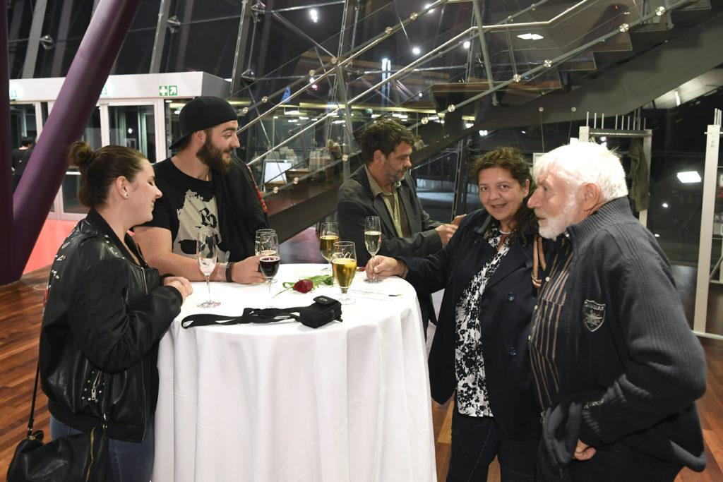Freisprechungsfeier Leonberg 2017 Einfach zusammen sein