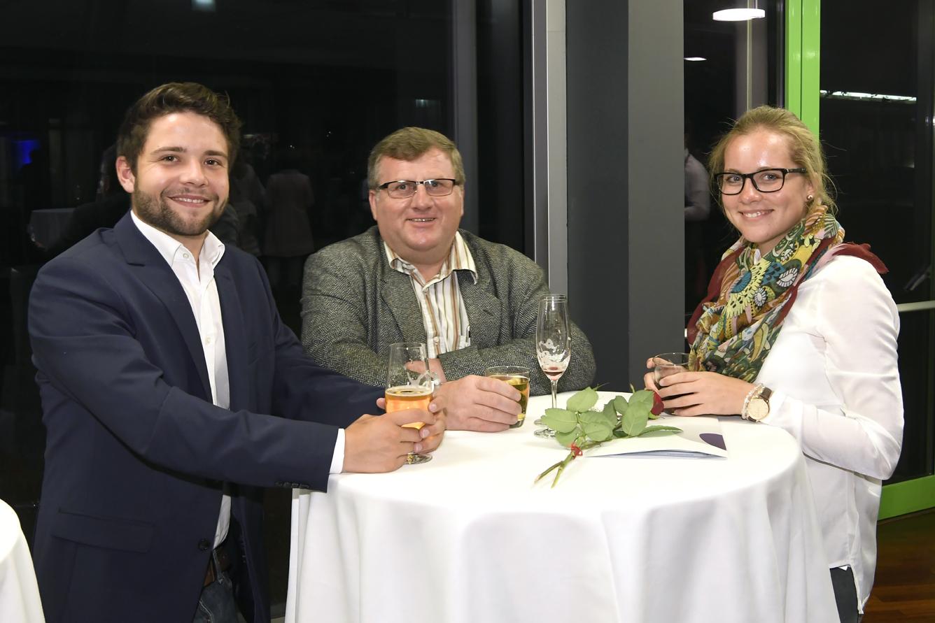 Freisprechungsfeier Leonberg 2017 Zufrieden