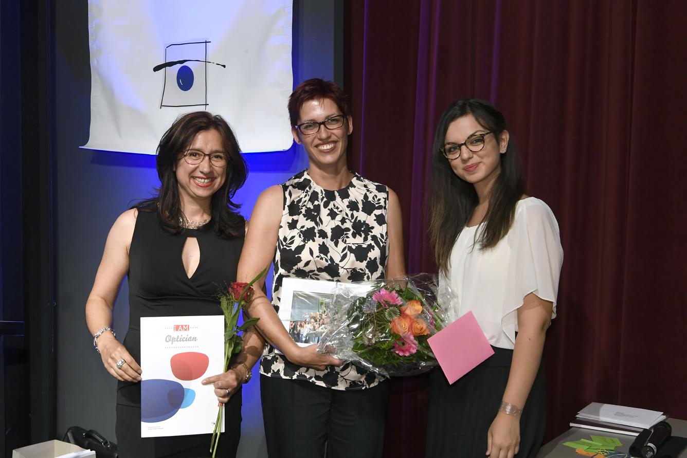 Freisprechungsfeier Leonberg 2017 Gesellinnen verabschieden sich