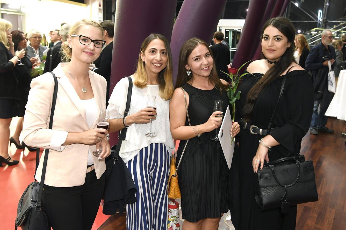 Freisprechungsfeier Leonberg 2017 Vier neue Gesellinnen