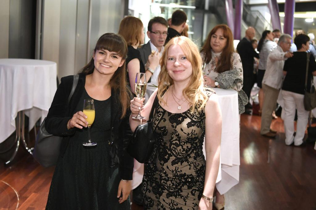Freisprechungsfeier Leonberg 2017 in Esslingen
