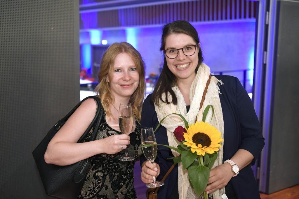 Freisprechungsfeier Leonberg 2017 Sonnenblumen