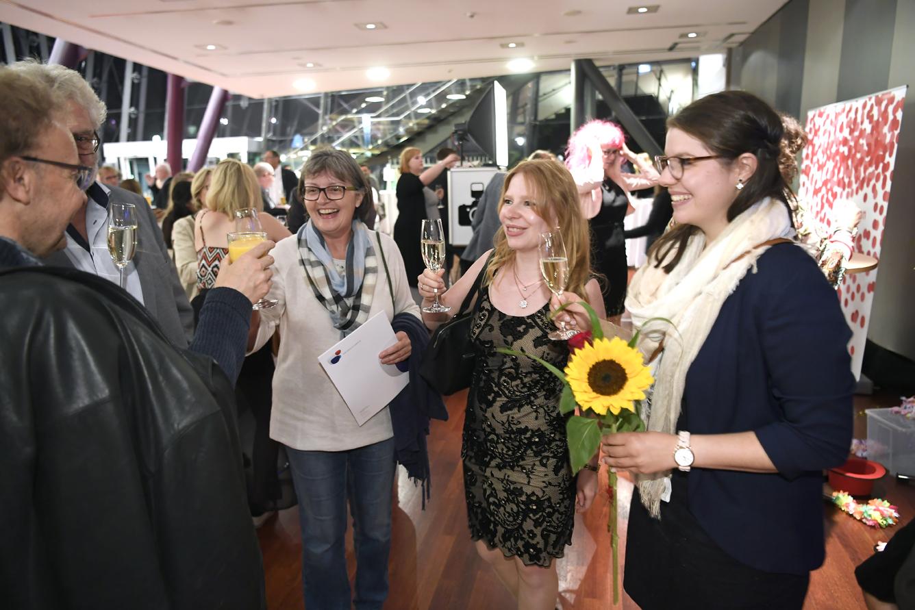 Freisprechungsfeier Leonberg 2017 Gratulation!
