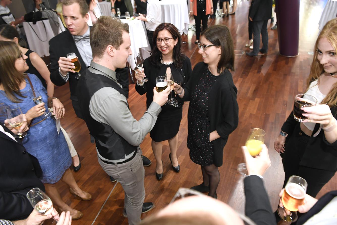 Freisprechungsfeier Leonberg 2017 Auf uns!
