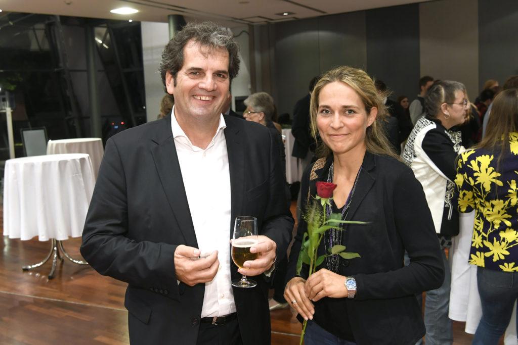 Freisprechungsfeier Leonberg 2017 Peter Kupczyk und Andrea Pflüger