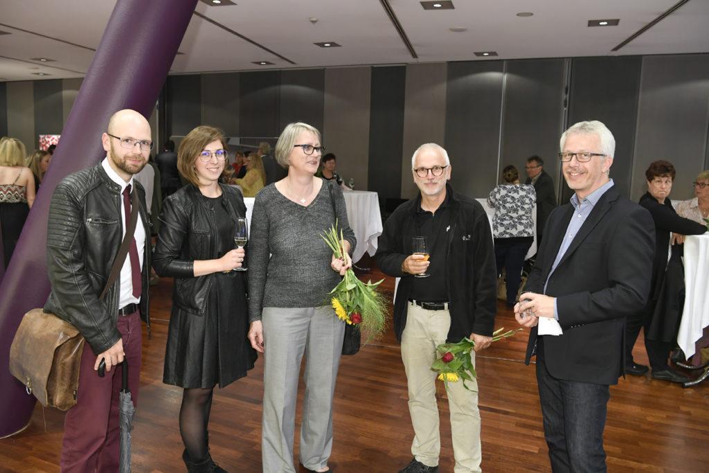 Freisprechungsfeier Leonberg 2017 Matthias Müller verabschiedet Gäste