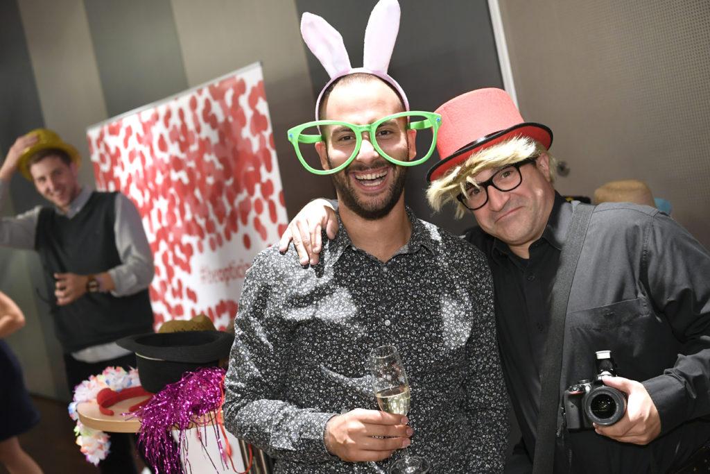 Freisprechungsfeier Leonberg 2017 Grüne Brille