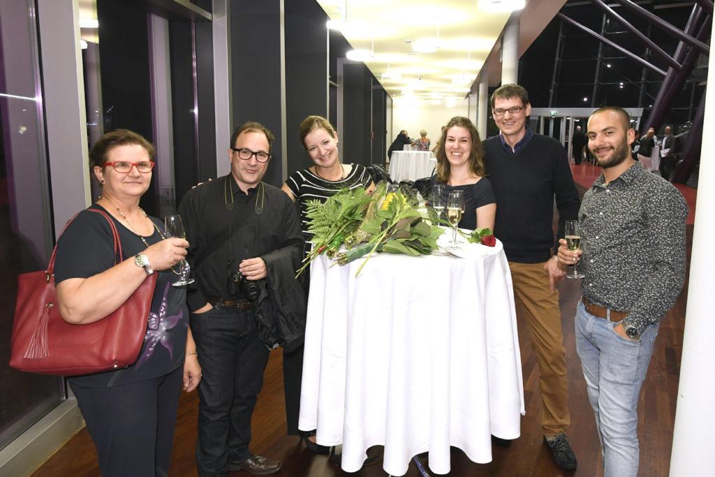 Freisprechungsfeier Leonberg 2017 Familienzusammenkunft