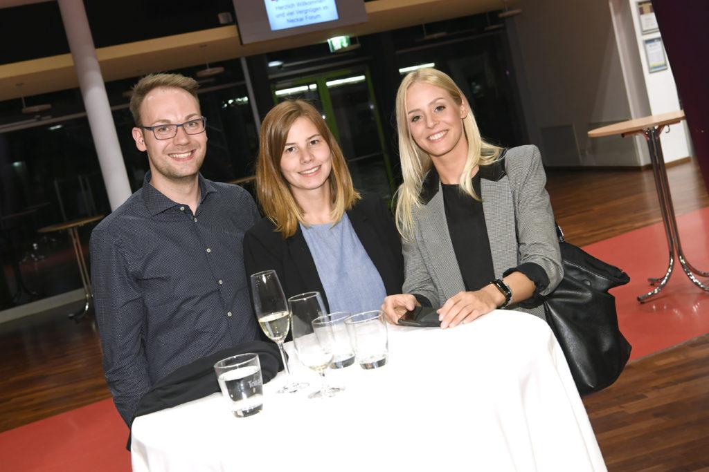 Freisprechungsfeier Leonberg 2017 Ausbilder aus Karlsruhe