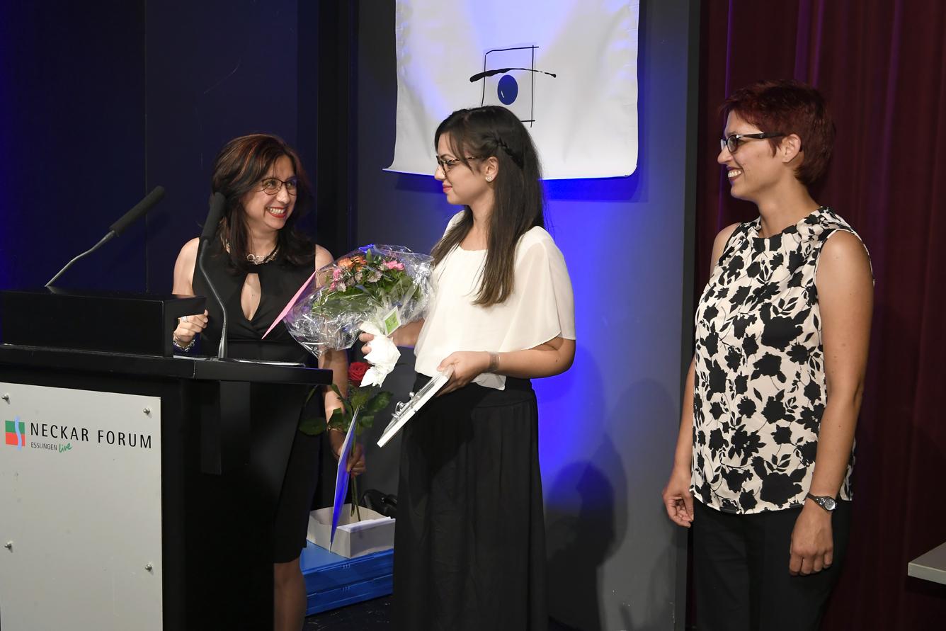 Freisprechungsfeier Leonberg 2017 Dankesrede