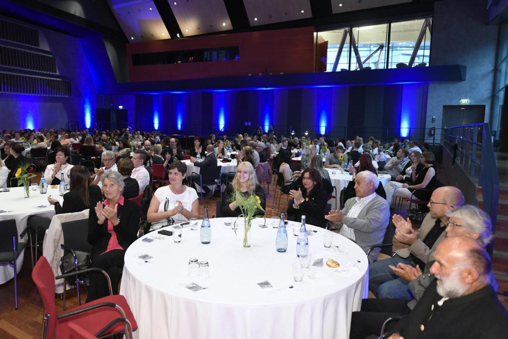 Freisprechungsfeier Leonberg 2017 Applaus