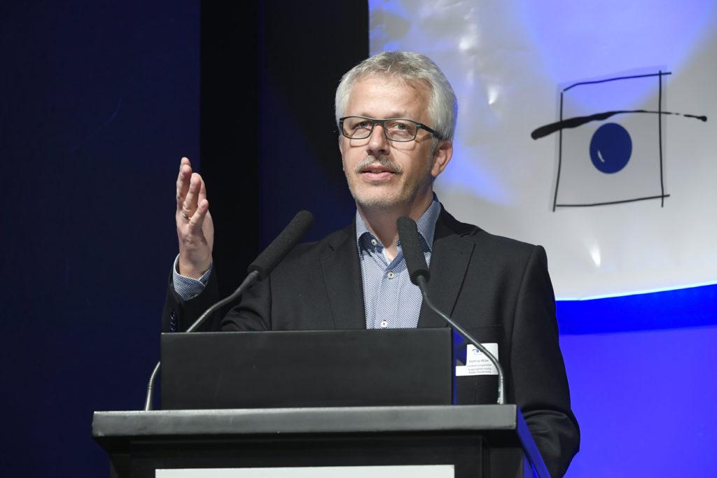 Freisprechungsfeier Leonberg 2017 Begrüßung Matthias Müller