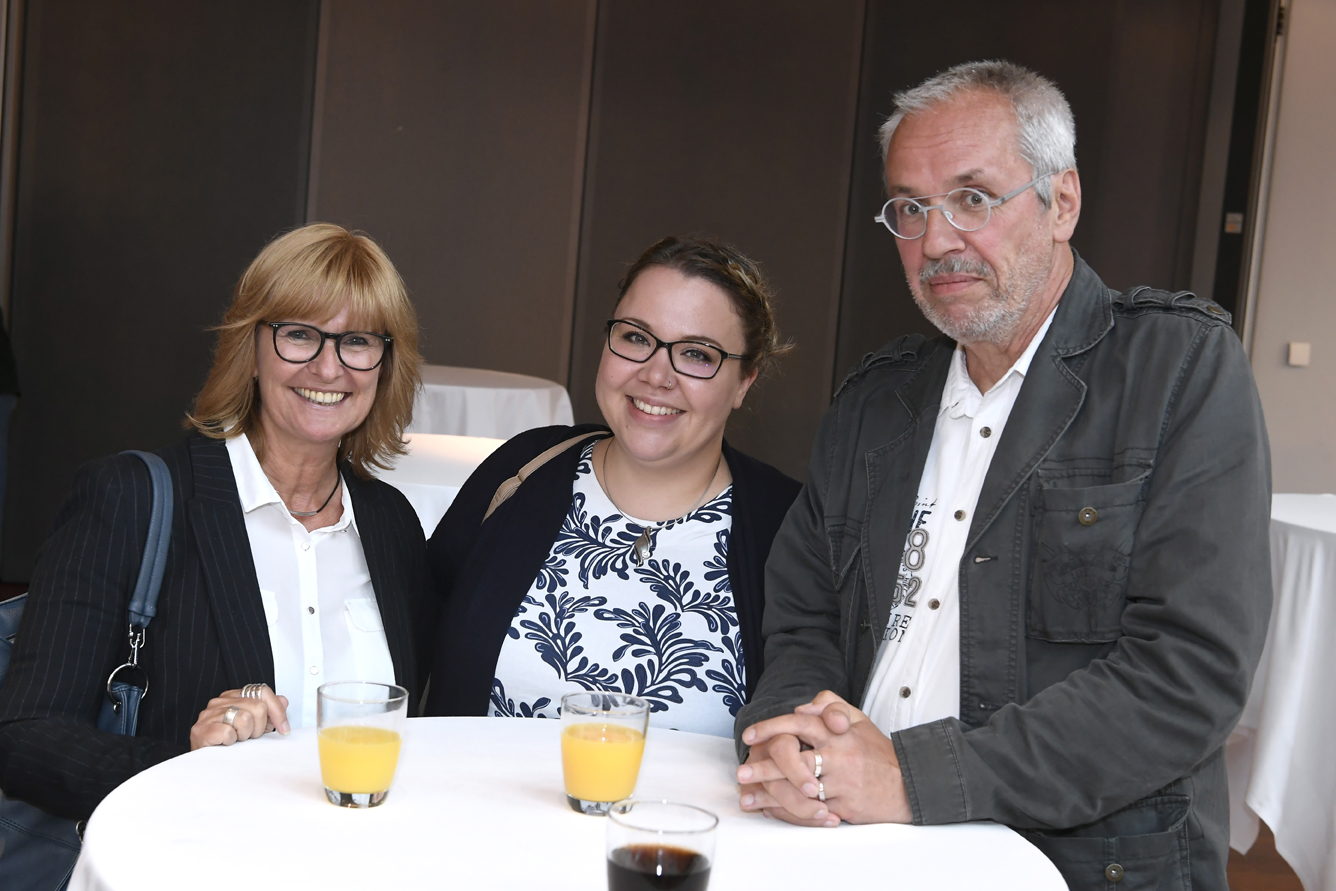 Freisprechungsfeier Leonberg 2017 Bitte lächeln