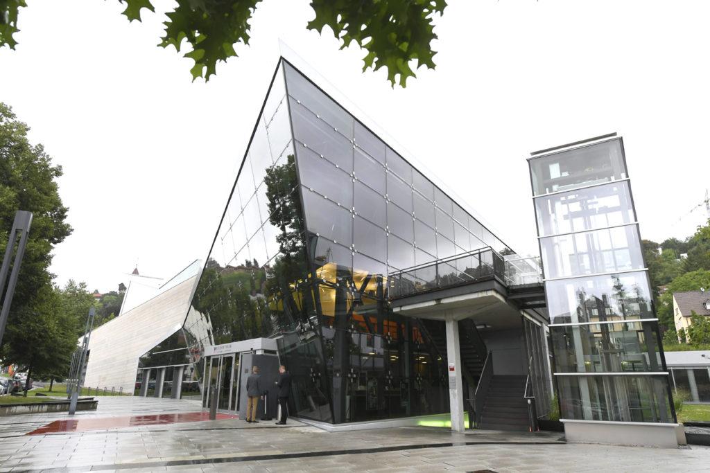 Freisprechungsfeier Leonberg 2017 Das Neckar Forum in Esslingen