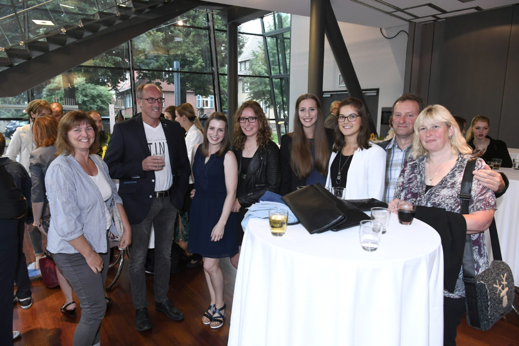 Freisprechungsfeier Leonberg 2017 Der Einlass