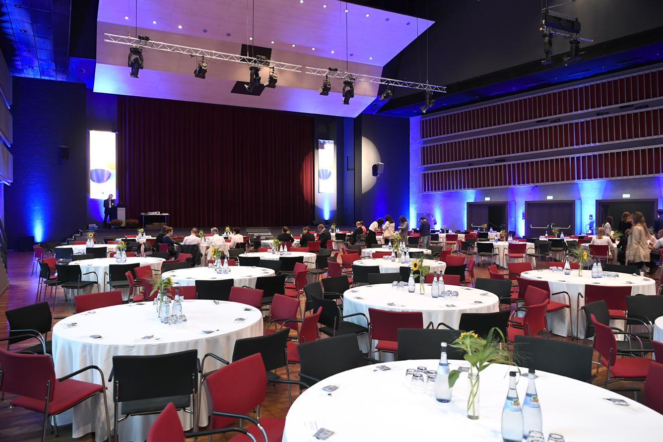 Freisprechungsfeier Leonberg 2017 Vorbereitung der Feierlichkeiten