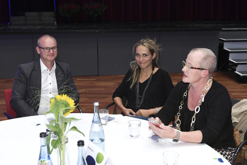 Freisprechungsfeier Leonberg 2017 Der Saal füllt sich 5