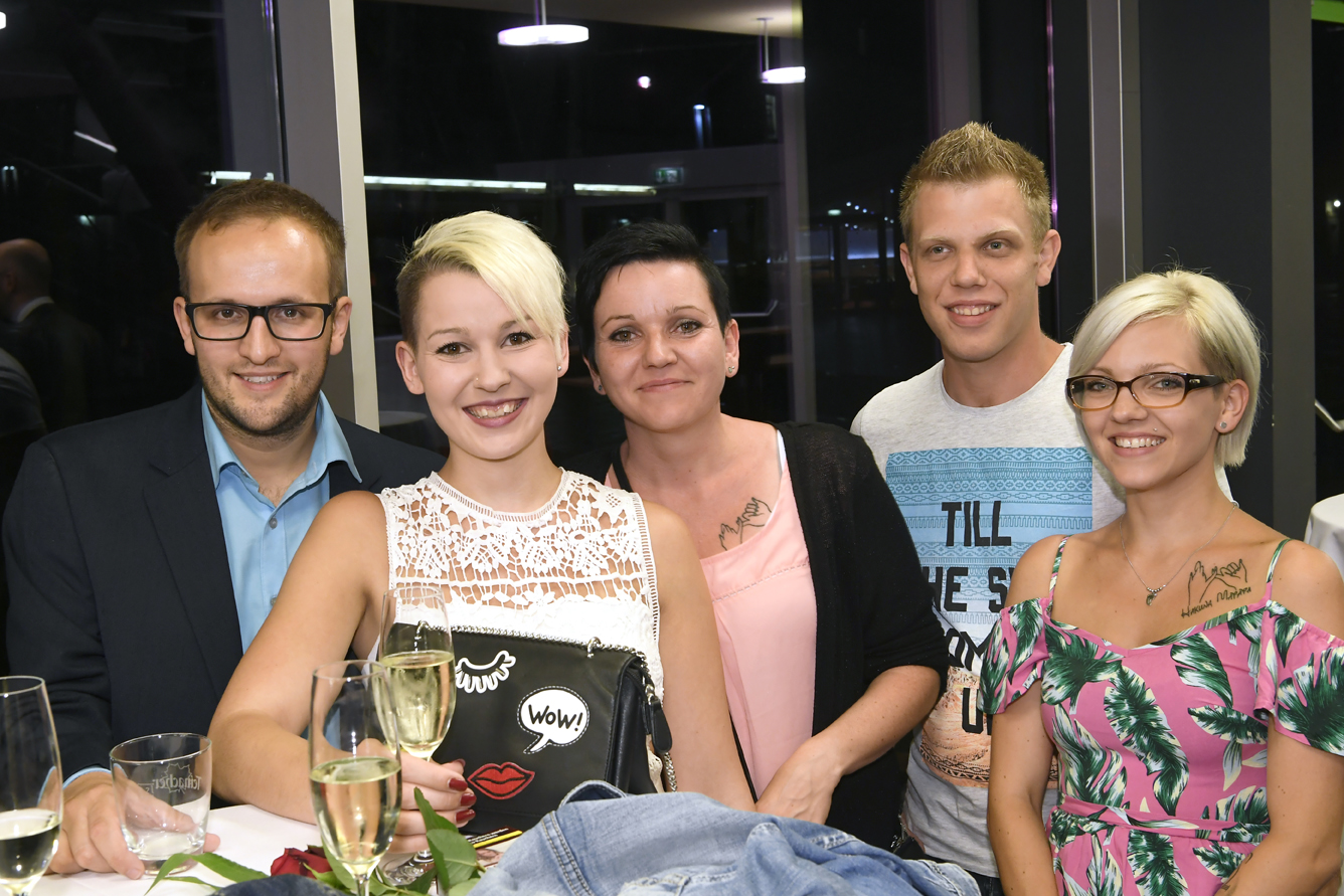 Freisprechungsfeier Leonberg 2017 Feiern nach der Veranstaltung