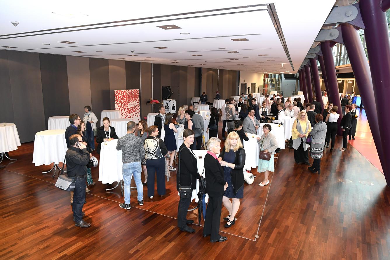 Freisprechungsfeier Leonberg 2017 Foyer