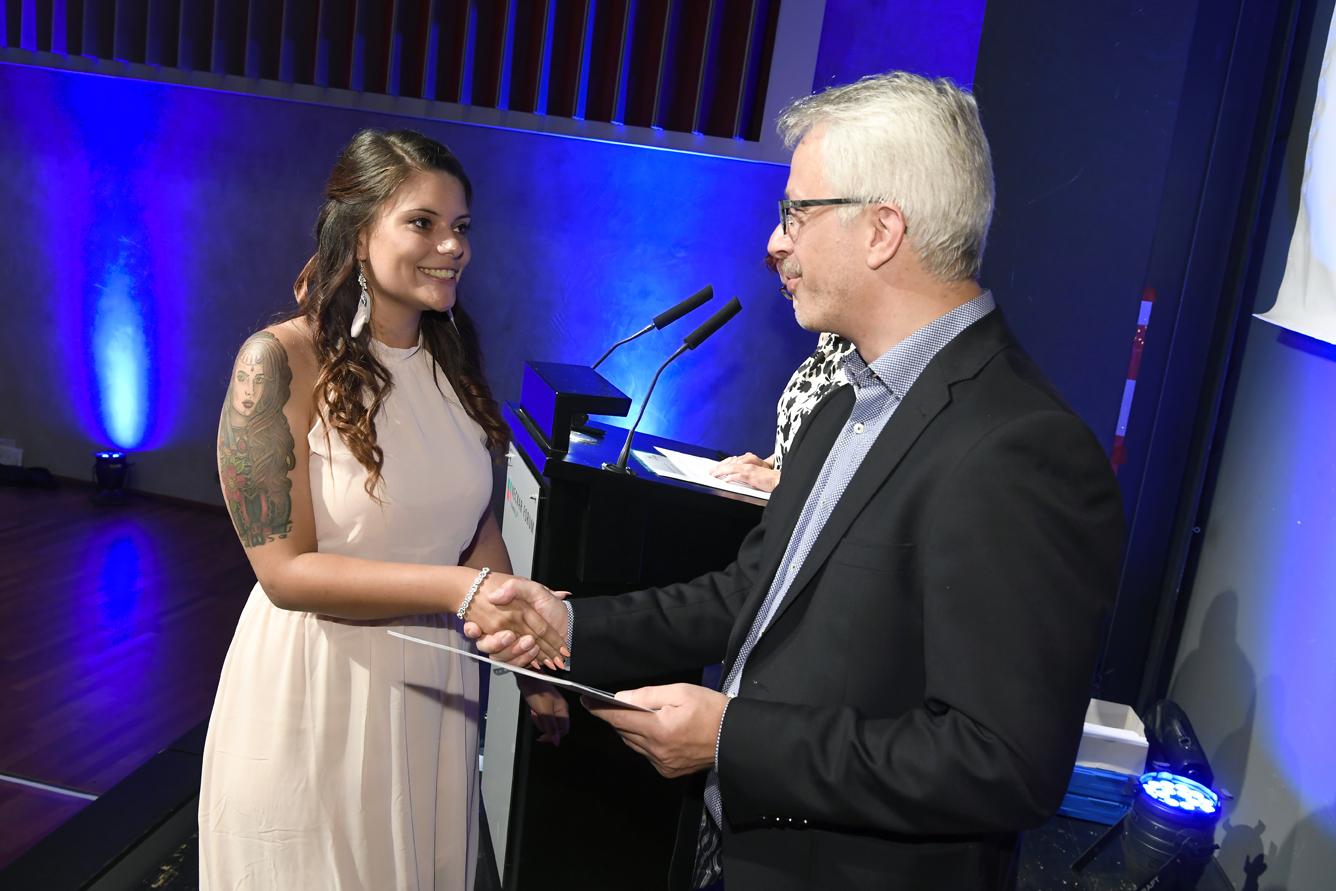 Freisprechungsfeier Leonberg 2017 Glückwunsch
