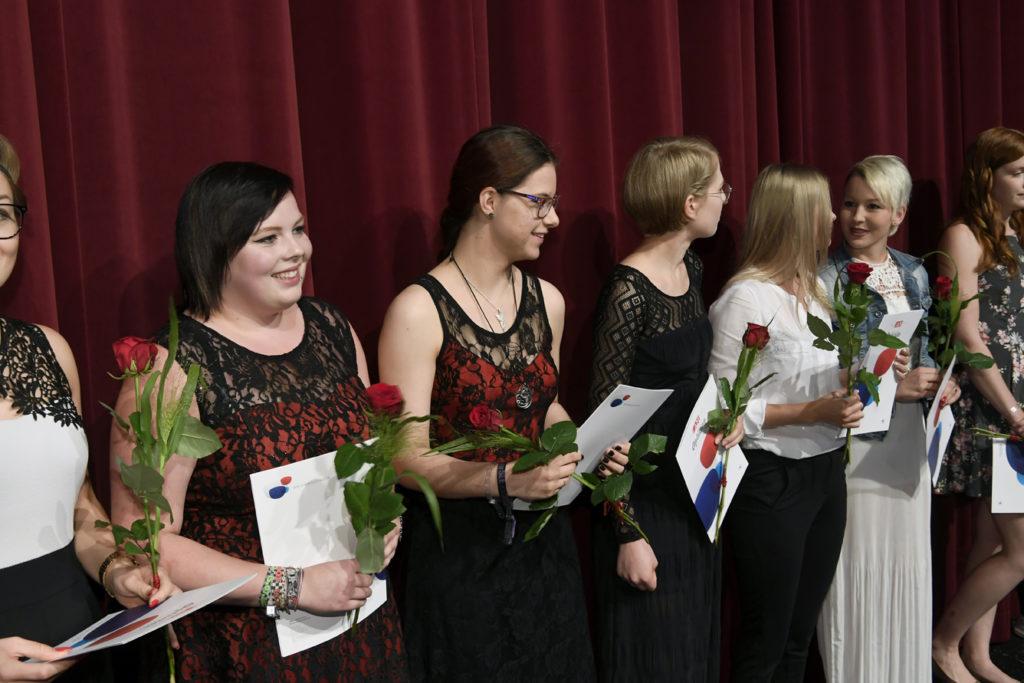Freisprechungsfeier Leonberg 2017 Klasse 4 - 8