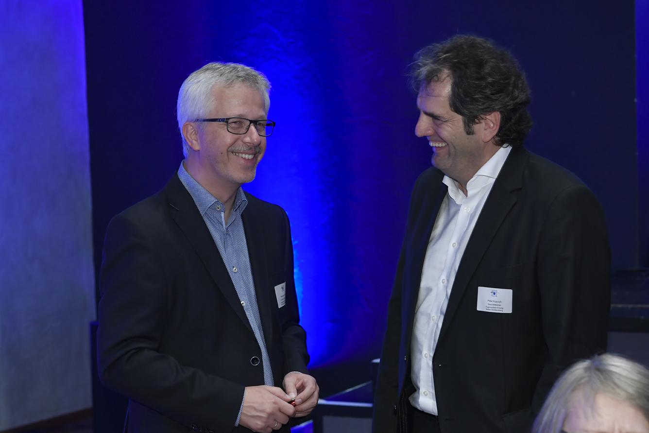 Freisprechungsfeier Leonberg 2017 Matthias Müller und Peter Kupczyk