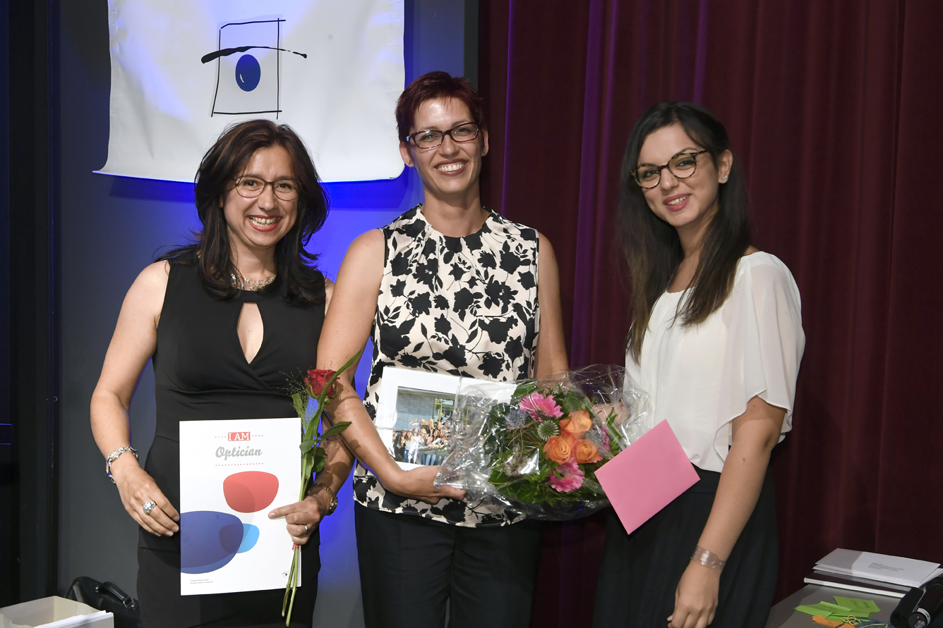Freisprechungsfeier Leonberg 2017 Verabschiedung von den Lehrern