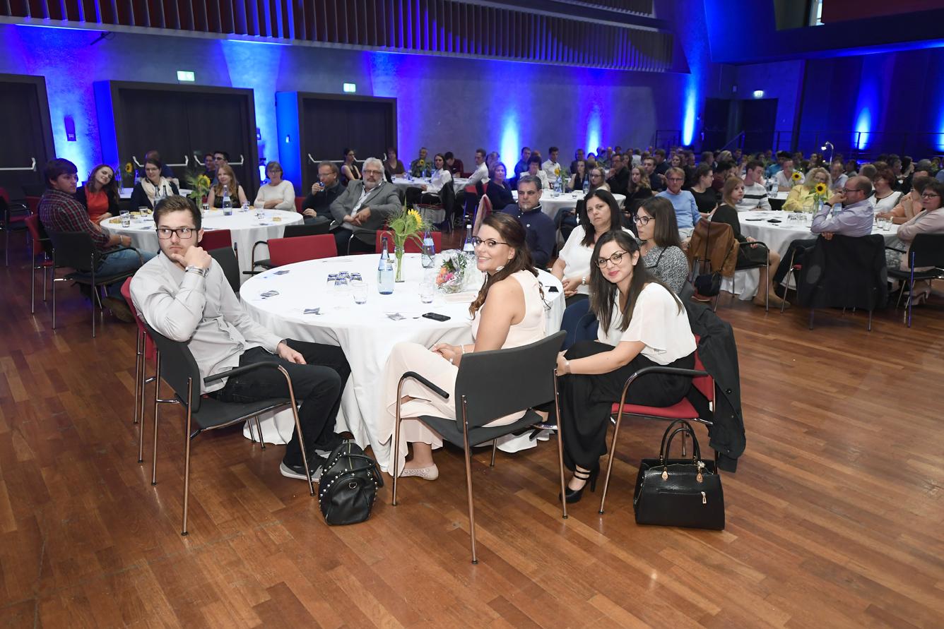 Freisprechungsfeier Leonberg 2017 Die Feier 19