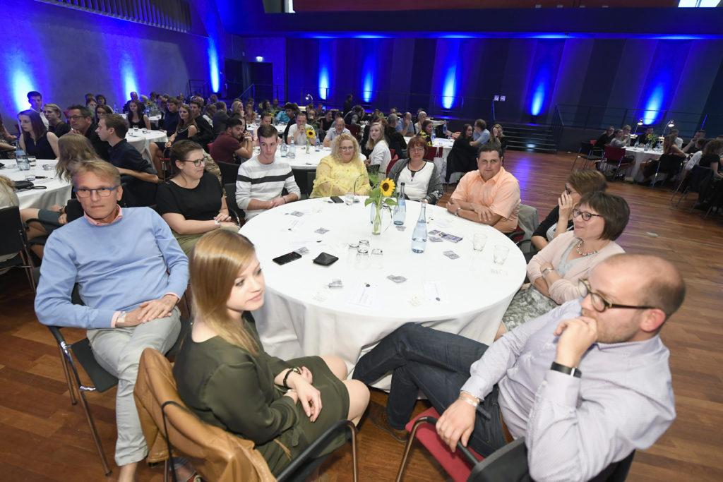 Freisprechungsfeier Leonberg 2017 Die Feier 13