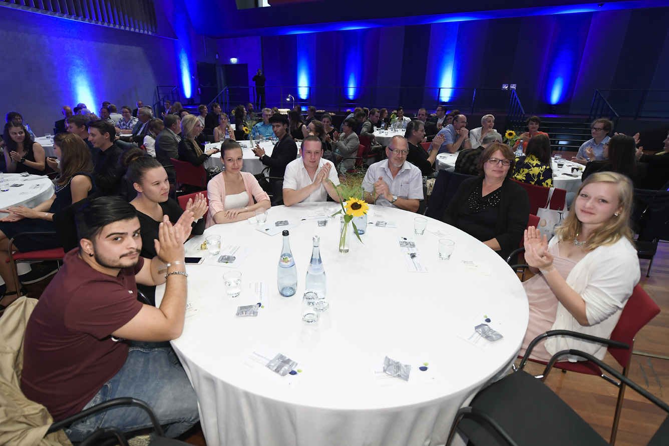 Freisprechungsfeier Leonberg 2017 Die Feier 10