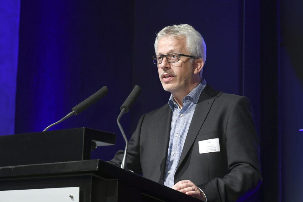 Freisprechungsfeier Leonberg 2017 Begrüßung durch Matthias Müller
