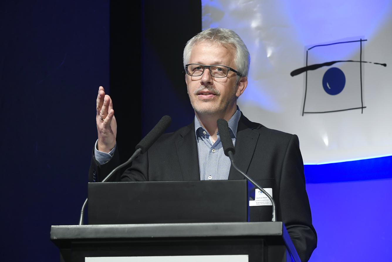 Freisprechungsfeier Leonberg 2017 Landesinnungsmeister Matthias Müller