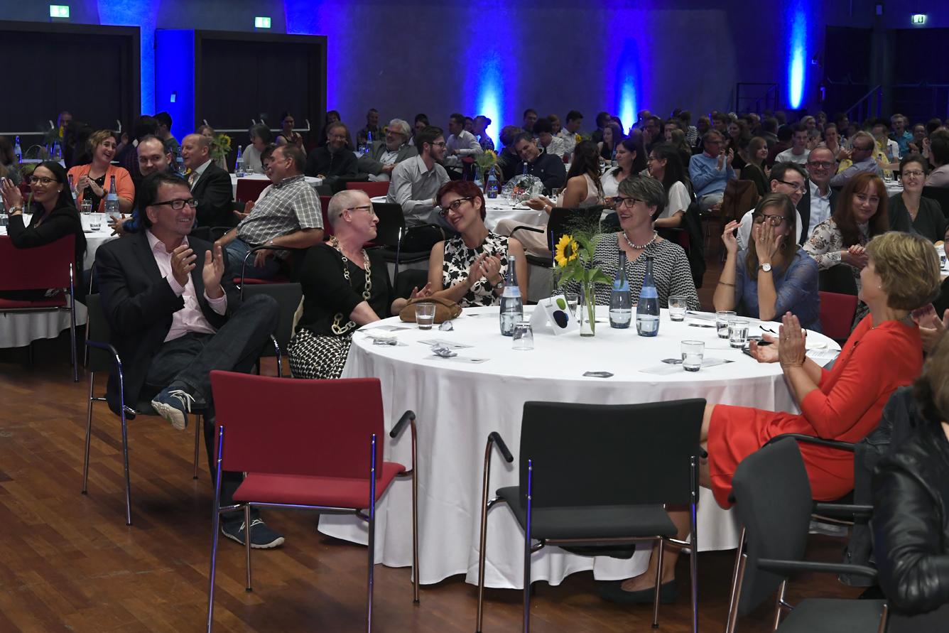 Freisprechungsfeier Leonberg 2017 Berufliches Schulzentrum Leonberg