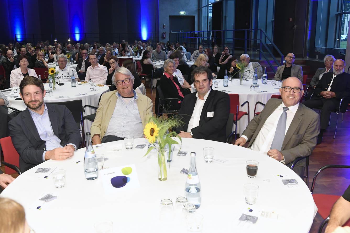 Freisprechungsfeier Leonberg 2017 Spannung