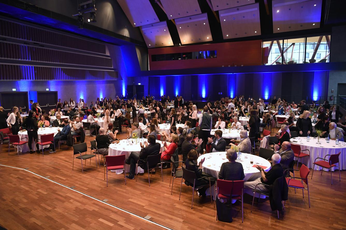 FFreisprechungsfeier Leonberg 2017 Applaus