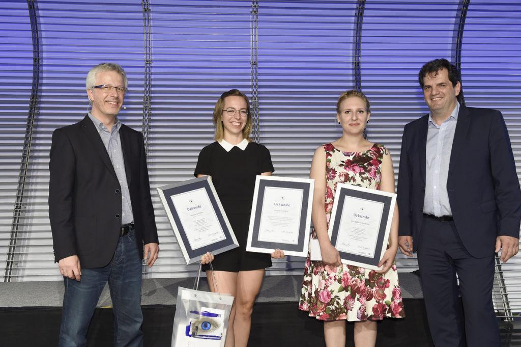 Freisprechungsfeier Stuttgart 2016 Auszeichnungen