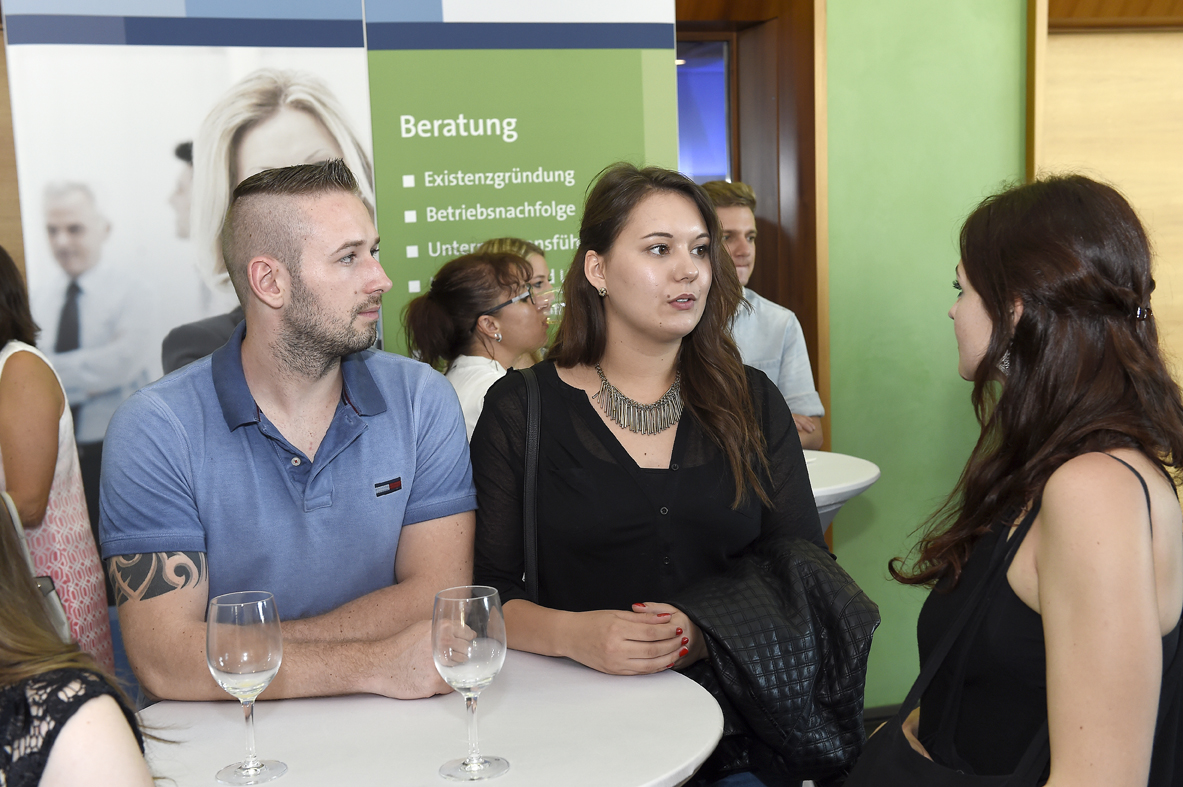 Freisprechungsfeier Stuttgart 2016 Berufschule Leonberg