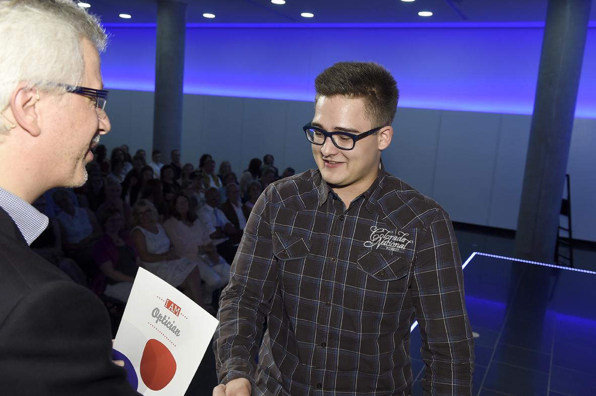 Freisprechungsfeier Stuttgart 2016 I am Optician
