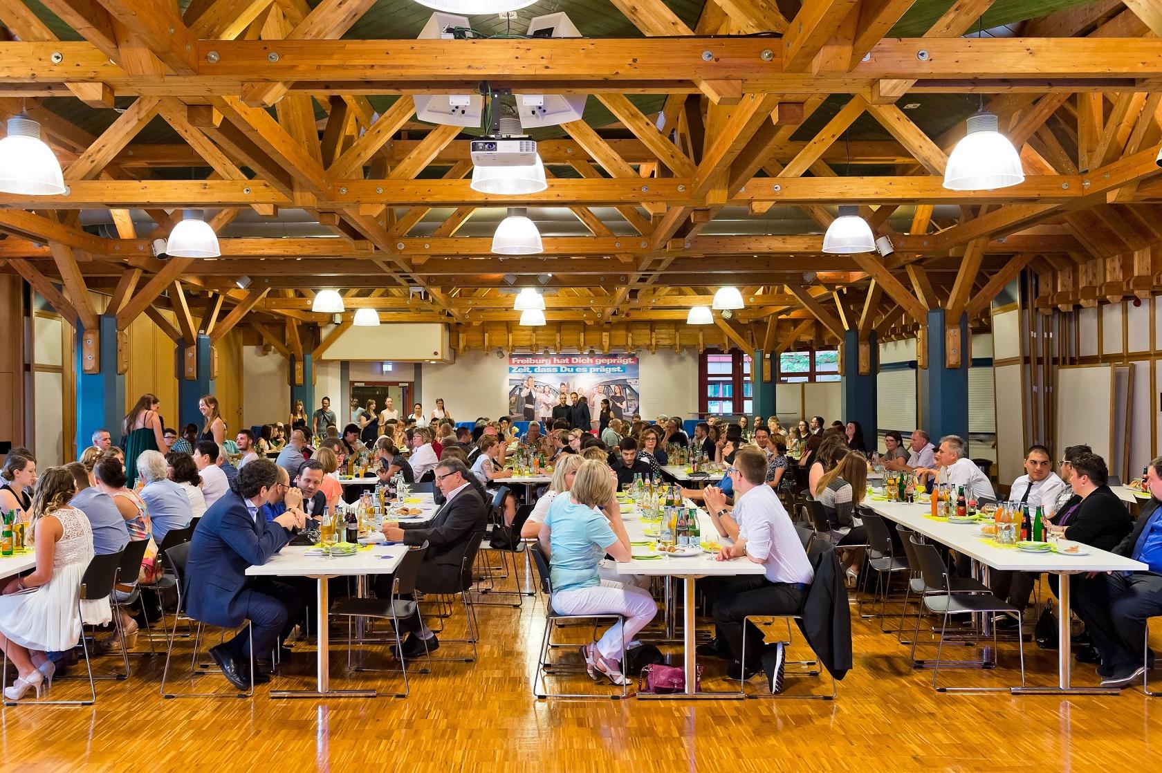 Freisprechungsfeier Freiburg 2016 Gewerbeakademie