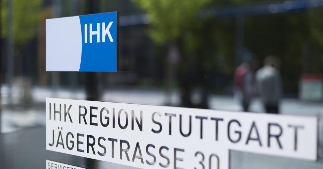 IHK Region Stuttgart/Thomas Wagner