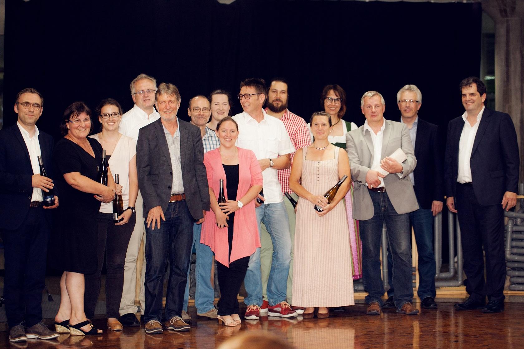 Schulabschlussfeier Bruchsal 2016 Gäste