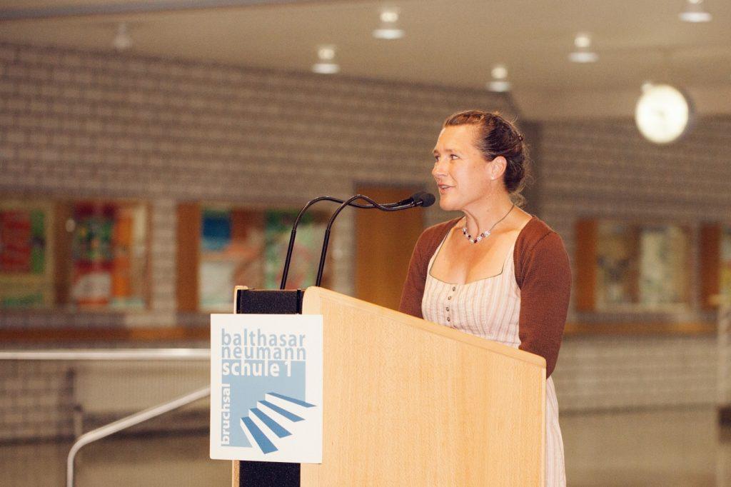 Schulabschlussfeier Bruchsal 2016 Rede Lehrer
