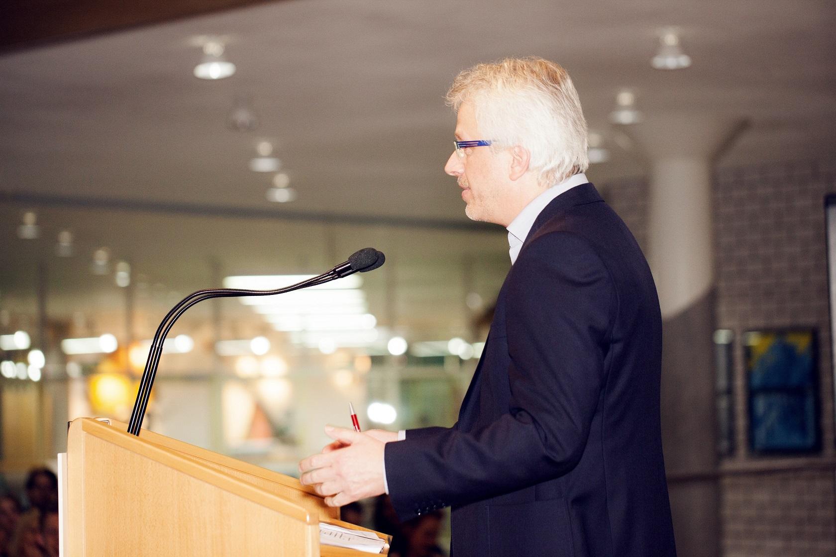 Schulabschlussfeier Bruchsal 2016 Rede Matthias Müller