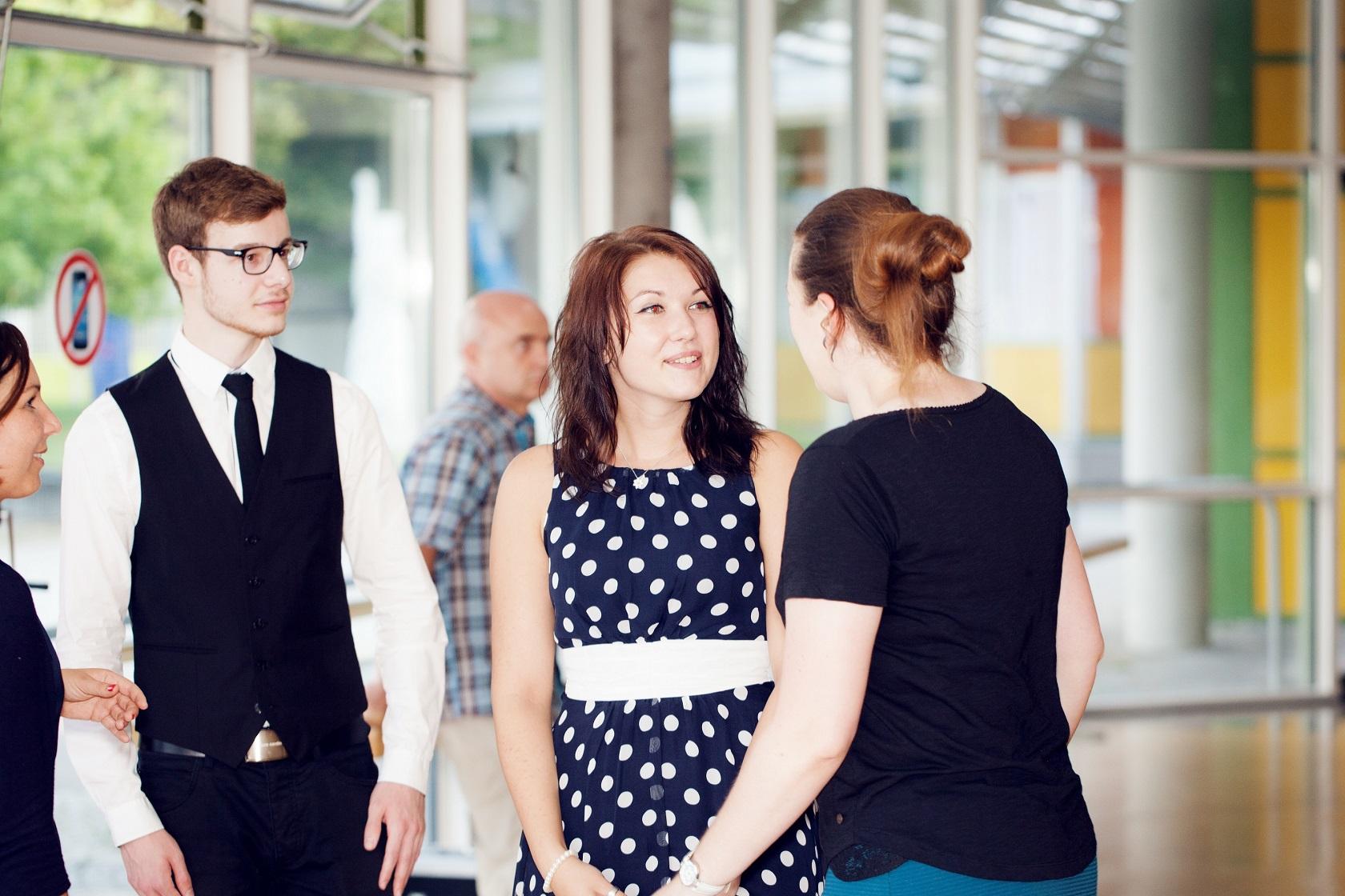 Schulabschlussfeier Bruchsal 2016