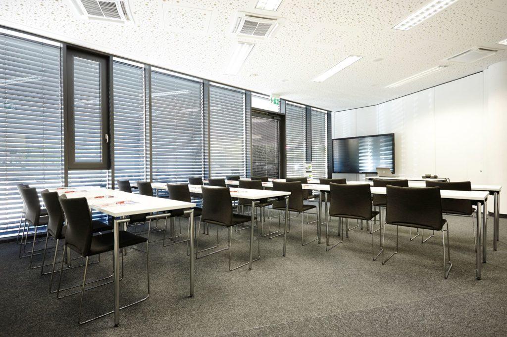 Ein Seminarraum